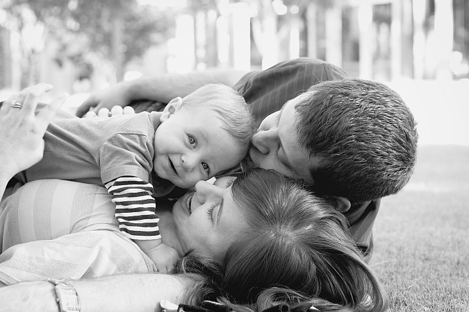 Downtown Chandler AZ Family Baby Photographer Kristen Carter Photography