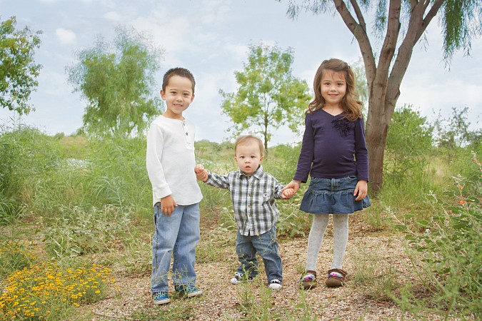 Gilbert AZ Children Photographer Kristen Carter Photography