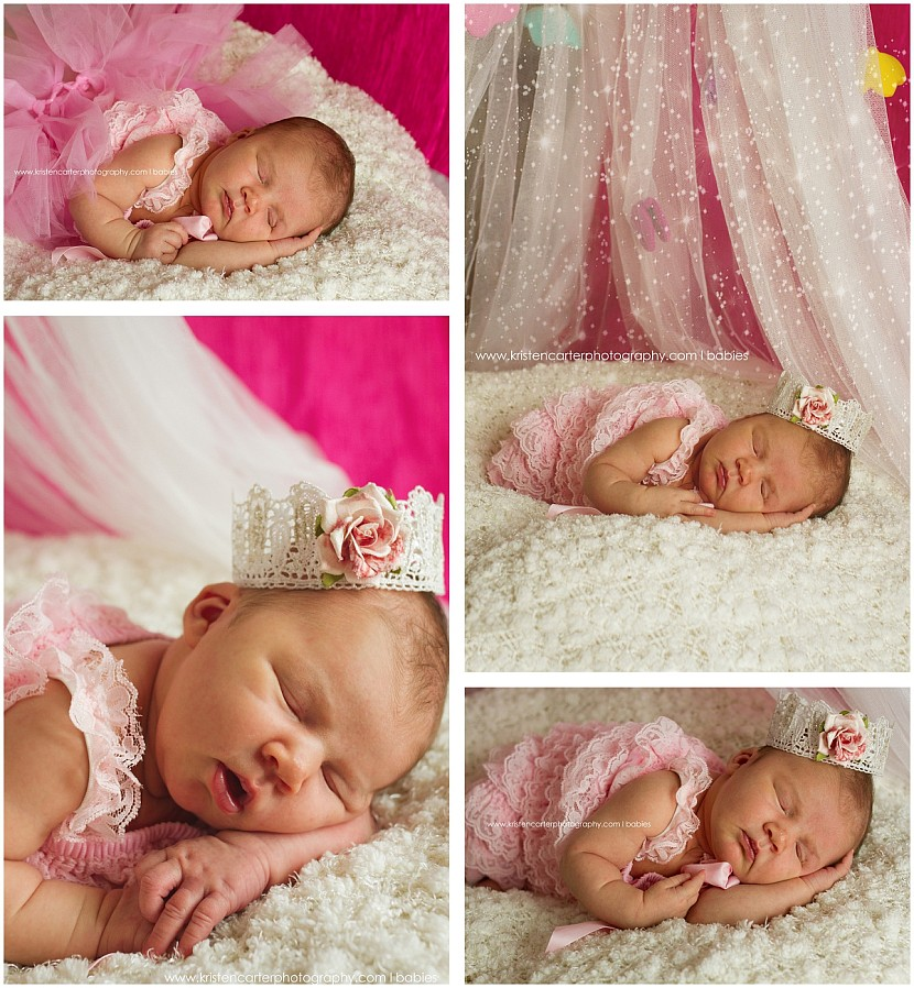 Kristen Carter Photography Gilbert AZ Princess Sleeping Beauty Newborn Baby_0023.jpg