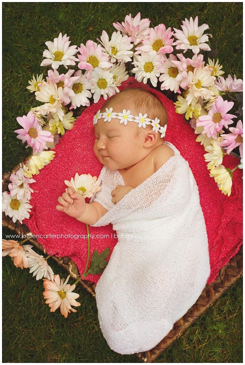 Kristen Carter Photography Gilbert AZ Princess Sleeping Beauty Newborn Baby_0027.jpg