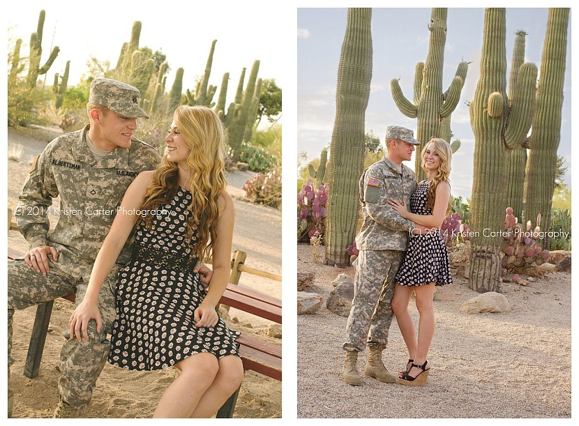 Kristen Carter Photography  Gilbert AZ Military Couple Sunset Photos_0018.jpg