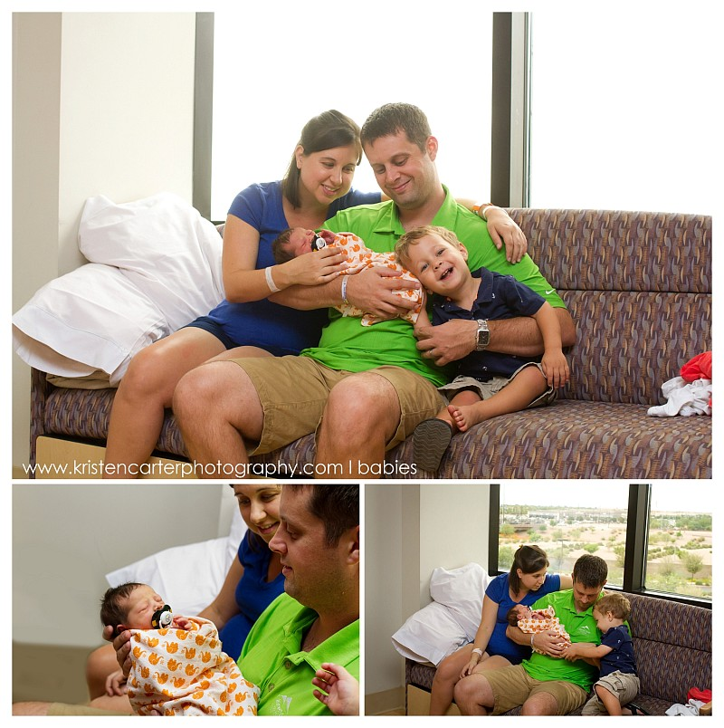 Kristen Carter Photography Mercy Gilbert AZ Fresh 48 Newborn Session Hospital Photos_0095.jpg