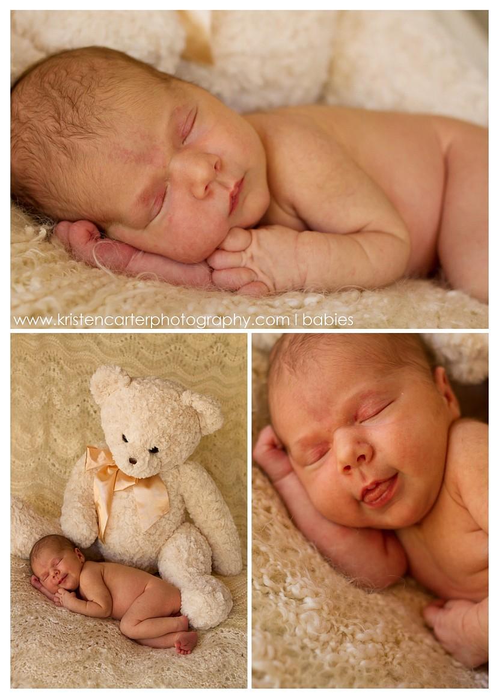 Chandler AZ Simple Classic Newborn Family Photos Kristen Carter Photography.jpg