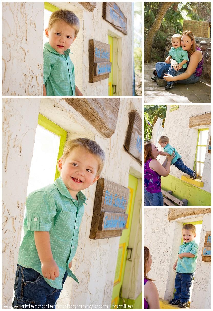 Phoenix Zoo Tempe, AZ Family Photos Kristen Carter Photography.jpg