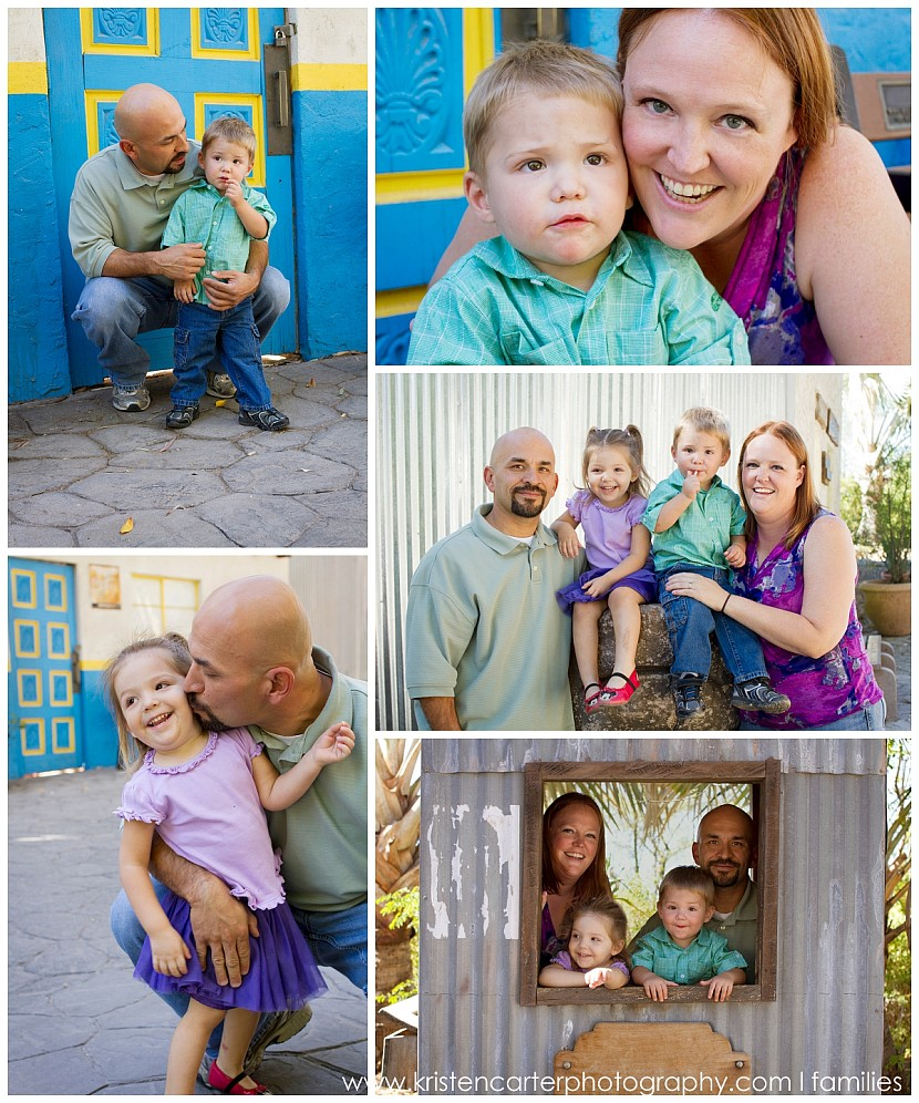 Phoenix Zoo Tempe, AZ Family Photos Kristen Carter Photography_0037.jpg