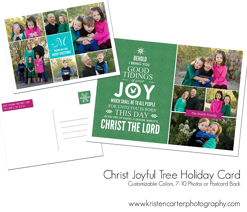 Christ Joy Preview Holiday Card Kristen Carter Photography Gilbert AZ.jpg
