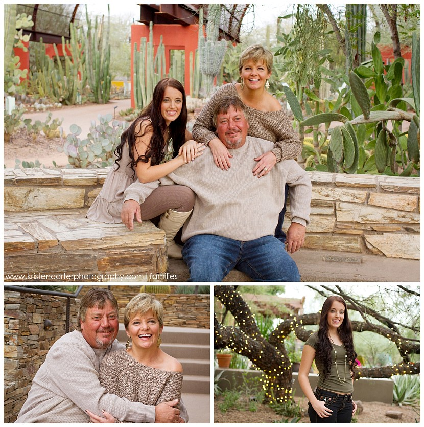 Phoenix AZ Botanical Garden Holiday Family Photos Kristen Carter Photography.jpg