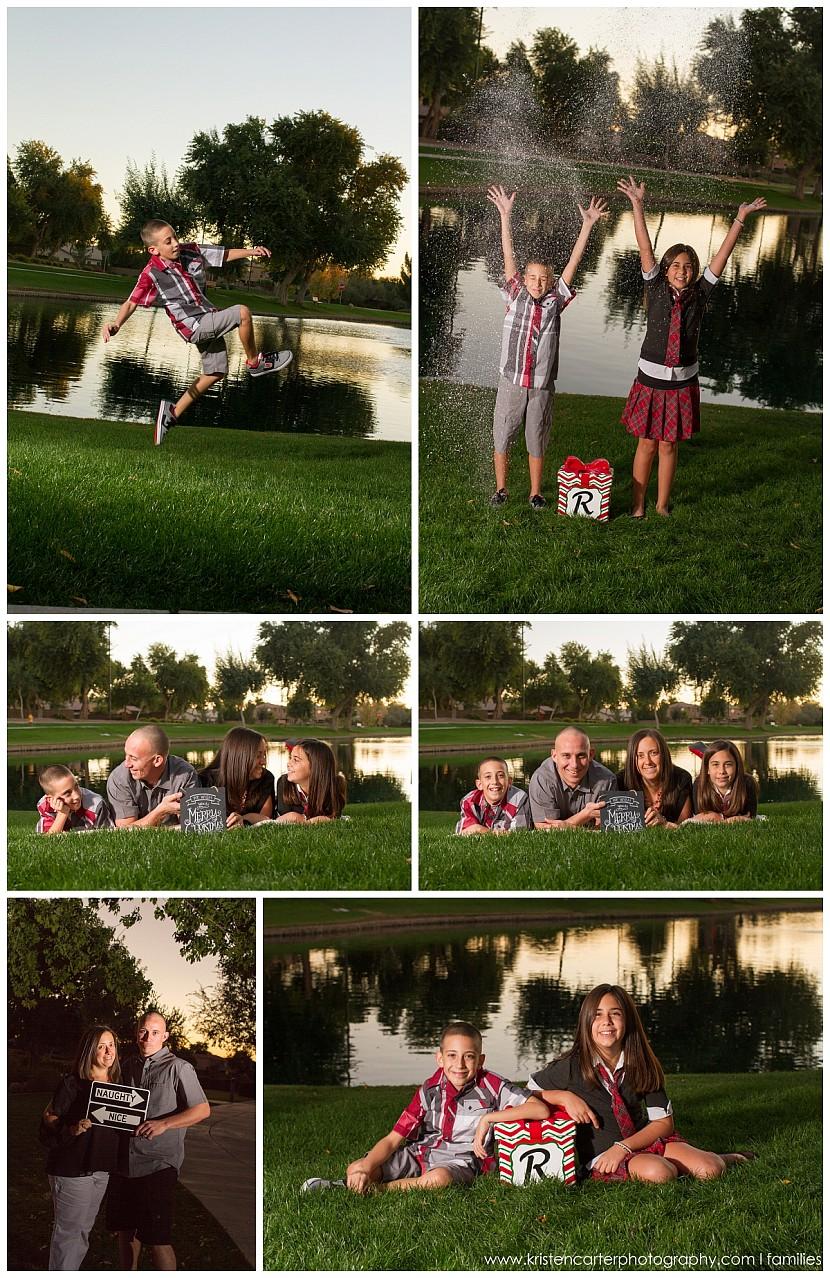 Gilbert AZ Sunset Family Photographer using OCF Off Camera Flash Kristen Carter Photography 3.jpg