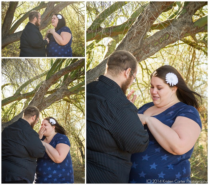 Surprise Proposal Photos Gilbert AZ Photographer Kristen Carter Photography 5.jpg
