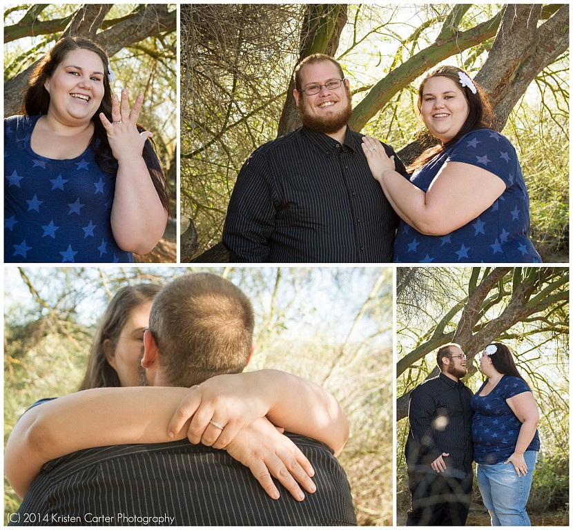Surprise Proposal Photos Gilbert AZ Photographer Kristen Carter Photography 6.jpg