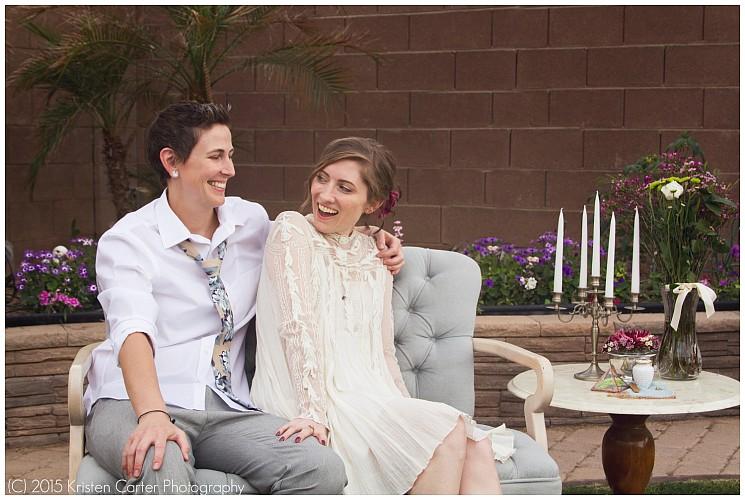 Same Sex Wedding Photographer LGBTQ Gilbert AZ Kristen Carter Photography 2015 8.jpg