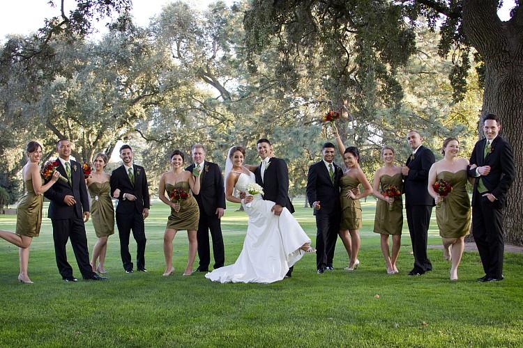Gilbert AZ Wedding Photographer Ripon CA Country Club Kristen Carter Photography