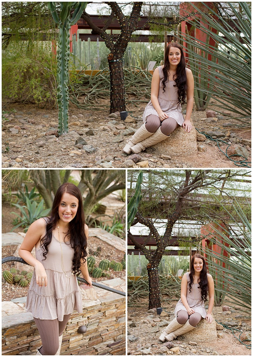 Phoenix Botanical Gardens Senior Photos Kristen Carter Photography_0137.jpg