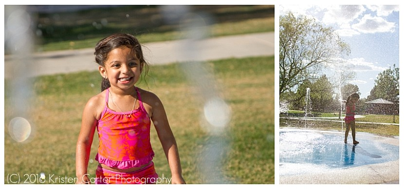 Splash Pad Child Photographer Gilbert AZ 2