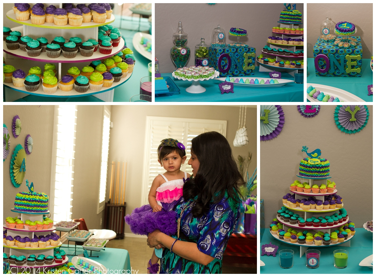 Peacock Themed Decoration Ideas Part - 30: Birthday Party Ideas Chandler Az .