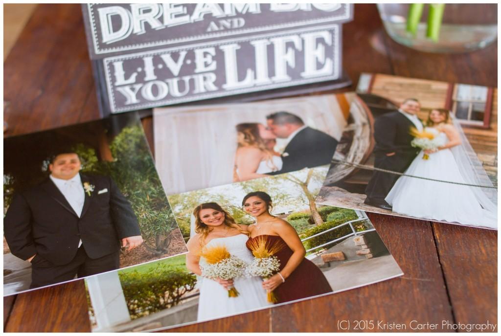 Mesa AZ Wedding Photographer Prints Kristen Carter Photography